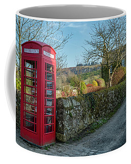 Coffee Mug featuring the photograph Beautiful Rural Scotland by Jeremy Lavender Photography