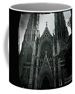 Beautiful St Patricks Cathedral Coffee Mug