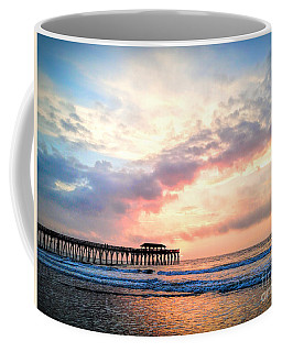 Beautiful Sunrise In Myrtle Beach South Carolina Usa Coffee Mug