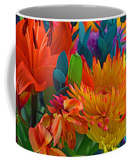 Beautiful To The Eyes  Coffee Mug by Ray Shrewsberry