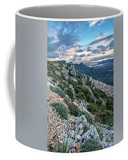 Beautiful View Of Baunei Coffee Mug