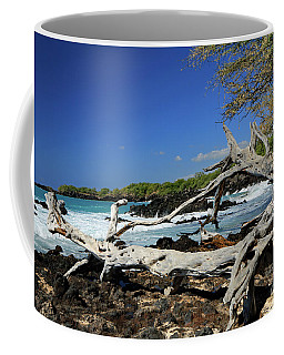 Beautiful Waialea Beach Coffee Mug