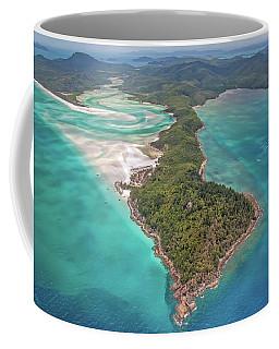 Coffee Mug featuring the photograph Beautiful Whitsundays by Az Jackson