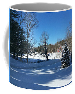 Beautiful Winter Day Coffee Mug