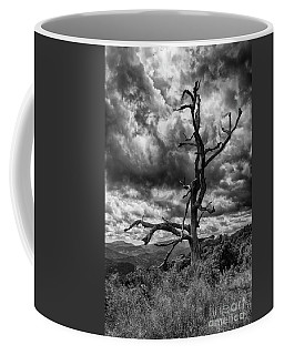 Beautifully Dead In Black And White Coffee Mug