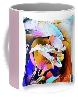 Coffee Mug featuring the digital art Beautifully Intensions by Gayle Price Thomas