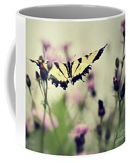 Beauty And Grace  Coffee Mug by Kerri Farley