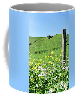 Beauty At The Post Coffee Mug