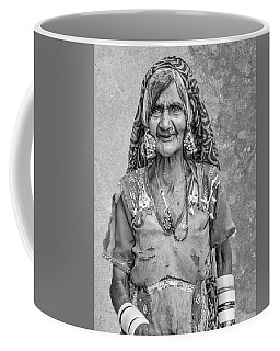Beauty Before Age. Coffee Mug
