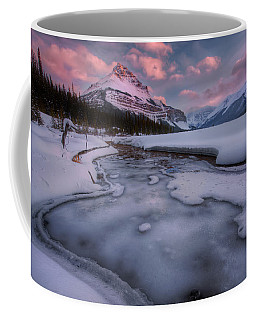 Beauty Creek, Jasper National Park Coffee Mug