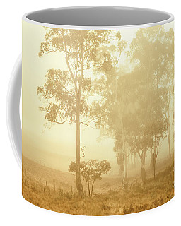 Beauty In A Forest Fog Coffee Mug