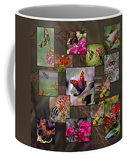 Beauty In Butterflies Coffee Mug