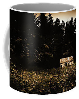 Beauty In Dilapidation Coffee Mug