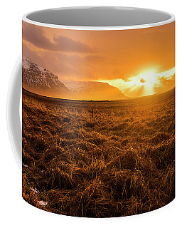 Coffee Mug featuring the photograph Beauty In Nature by Pradeep Raja Prints