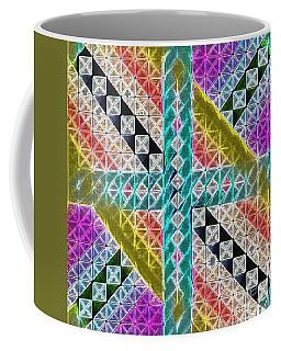 Beauty In The Cross Coffee Mug