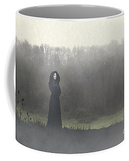 Beauty In The Fog Coffee Mug