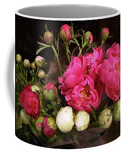 Beauty In The Whole Foods Flower Dept. Coffee Mug
