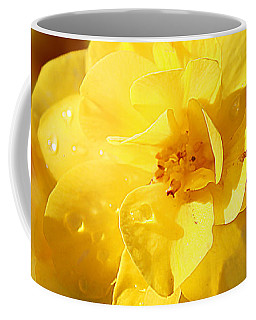 Beauty In Yellow Coffee Mug