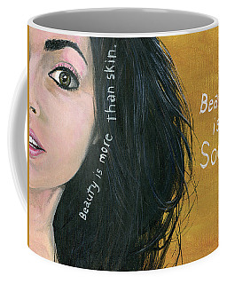 Beauty Is Soul Coffee Mug