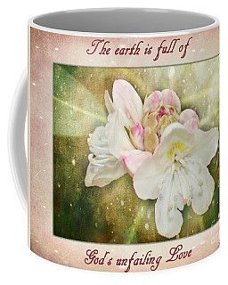 Beauty Of A Rhododendron Coffee Mug