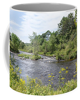 Coffee Mug featuring the photograph Beauty Of Nature by John M Bailey
