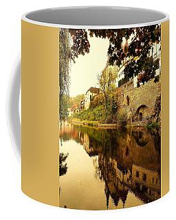 Beauty Of Reflections Coffee Mug by Anna Duyunova
