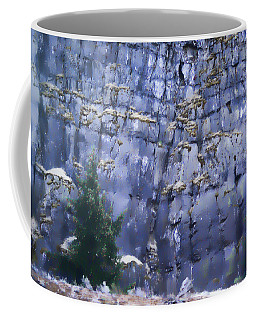 Coffee Mug featuring the photograph Beauty Of The Gorge by Dale Stillman