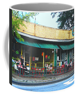 Beauty Shop And Do  Cooper Young Memphis Coffee Mug