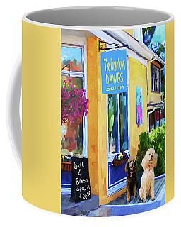 Beauty Shop Coffee Mug