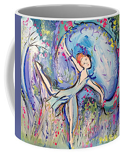 Beauty Unveiled Ballet  Coffee Mug