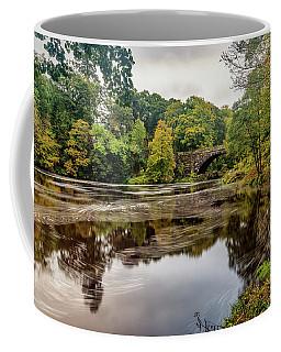 Beaver Bridge Autumn Coffee Mug