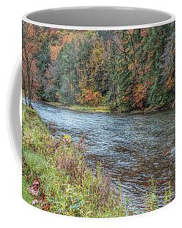 Coffee Mug featuring the photograph Beaver Creek by John M Bailey