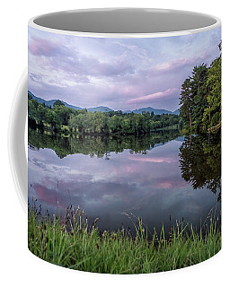 Beaver Lake Reflections Coffee Mug