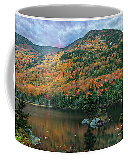 Beaver Pond At Kinsman Notch Coffee Mug