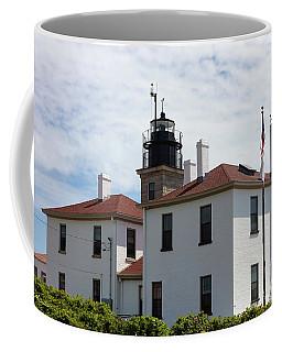 Beavertail Light Rhode Island Coffee Mug