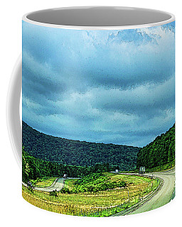Beckoning Road Coffee Mug