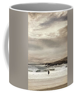 Beckoning Surf Coffee Mug