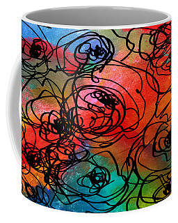 Bed Of Roses Coffee Mug