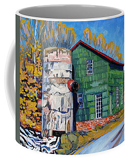 Bedford Mills Coffee Mug