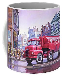 Bedford S Type Tanker. Coffee Mug