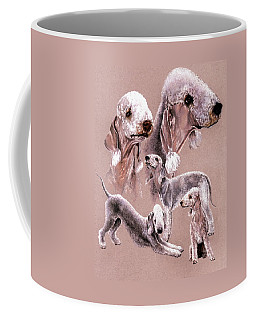 Bedlington Terrier Coffee Mug