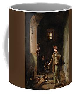 Bedroom Or The Little Groundhog Shower Coffee Mug