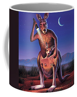 Bedtime For Joey Coffee Mug