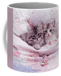 Bedtime Kitties Coffee Mug