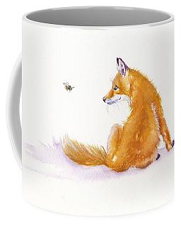 Bee Charmed Coffee Mug