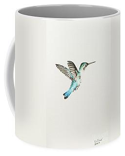 Bee Hummingbird Coffee Mug