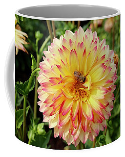 Bee In The Middle Coffee Mug