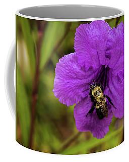 Bee Mine Coffee Mug by Elijah Knight