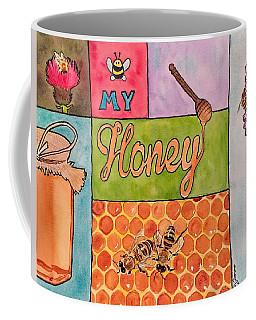 Bee My Honey Coffee Mug