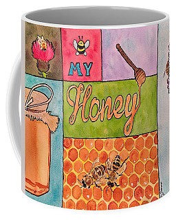 Bee My Honey Coffee Mug